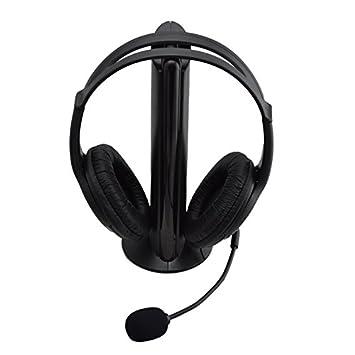rawdah auriculares con cable auriculares Gaming con micrófono para Sony PS4 juego