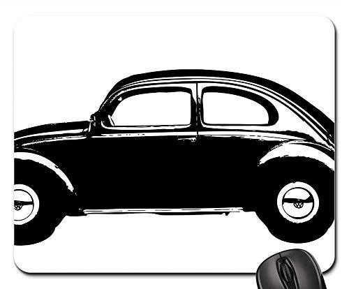 Mouse Pads - Car Vintage Volkswagen Beetle Volkswagen ()