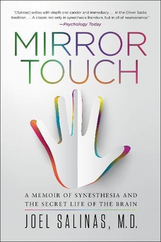Mirror Touch: A Memoir of Synesthesia and the Secret Life of the Brain cover