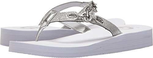 G by GUESS Women's Actor Silver 7 M US