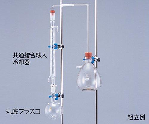 クライミング1-4325-02還流装置用共通摺合球入冷却器アーリン氏タイプ普通摺合19/38 B07BD2NGBK