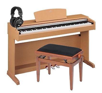 Yamaha ydp de 141 C Arrio cereza Set Incluye Piano Banco + Auriculares