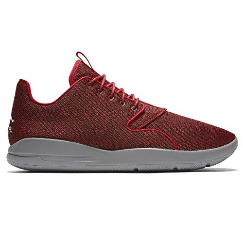Nike Jordan Men's Jordan Eclipse Gym Red/White Cool Grey Black Running Shoe 10 Men US