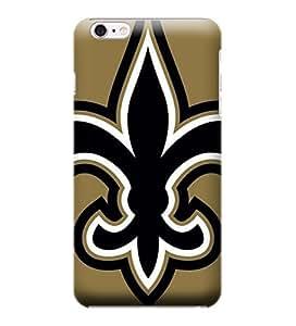 iPhone 6 Plus Case, NFL - New Orleans Saints Large Logo - iPhone 6 Plus Case - High Quality PC Case