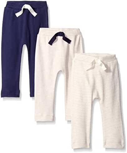 Touched by Nature Baby Organic Cotton Pants 3-Pack