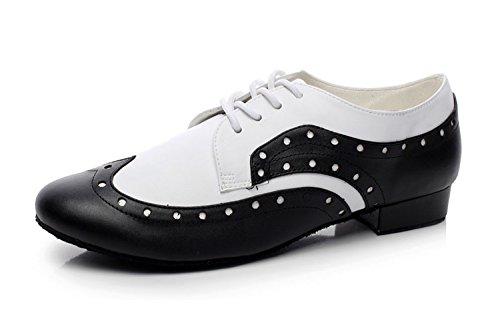 Minitoo, Salle De Bal Hommes Style3 Noir / Blanc