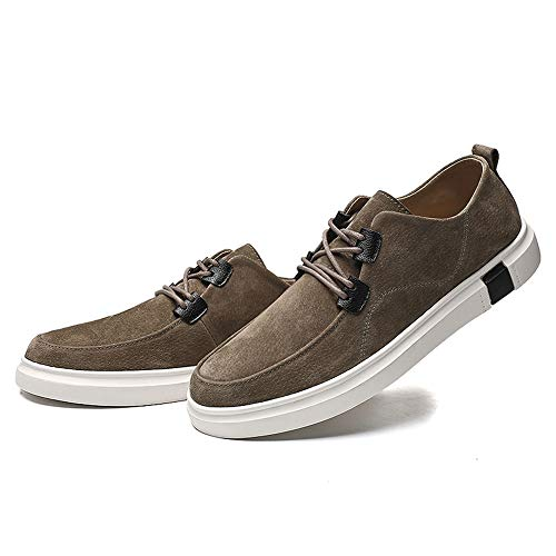 da Barca Khaki Jiuyue Uomo shoes Scarpe TwAAOqgFE