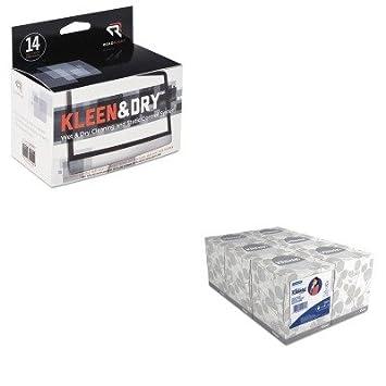 kitkim21271rearr1205 – Value Kit – Leer Derecho Kleen Amp; amp; Seco Limpiador de Pantalla