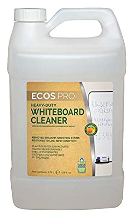 Amazon.com: Earth Friendly Products Dry Erase Board Cleaner, Removes ...