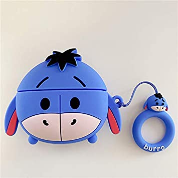 Amazon Com Cute Airpod Pro Case Eeyore Cover For Apple Airpods 3