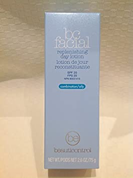 BeautiControl bc Facial Replenishing Day Lotion Combo Oily by BeautiControl