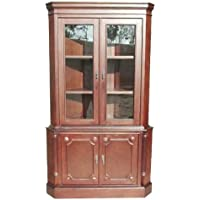 D-ART COLLECTION 2-Door Corner Cabinet