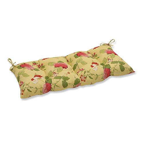 Risa Lemonade - Pillow Perfect Indoor/Outdoor Risa Lemonade Swing/Bench Cushion