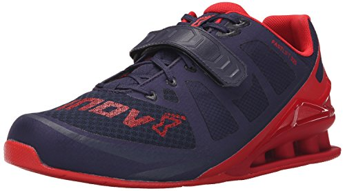 Inov-8 Men's Fastlift™ 325-M Cross-Trainer Shoe, Navy/Red, 8.5 M US