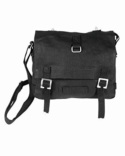 G8DS® BW Brotbeutel Kleine Kampftasche Utility Bag Tasche Schwarz Bundeswehrtasche