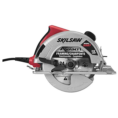 Skil 5587-RT 15 Amp 7-1 4 in. SKILSAW Circular Saw Renewed