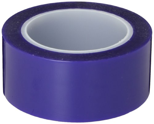 (Maxi 148 Polyester/Silicone Single Coated Splicing Tape, 2.5 mil Thick, 72 yds Length, 2