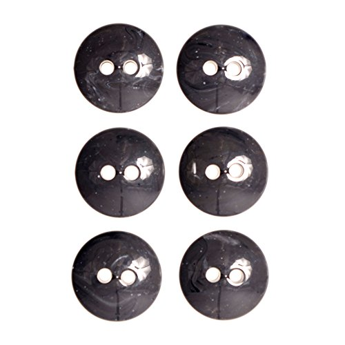 sewing buttons gray - 9