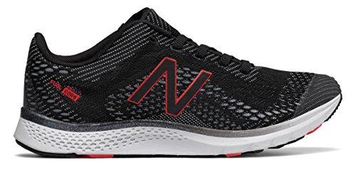 フラフープペンダント不健全(ニューバランス) New Balance 靴?シューズ レディーストレーニング FuelCore Agility v2 Black with Ruby ブラック US 11 (28cm)