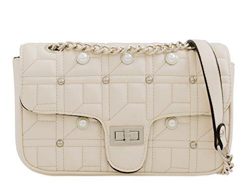 LeahWard Women's Shoulder Bag Cute Cross Body Bags Handbag 257 Beige 2188