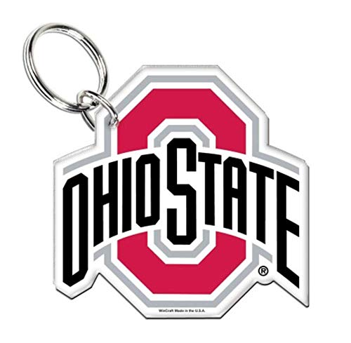 Wincraft OHIO STATE UNIVERSITY PREMIUM ACRYLIC KEY RING