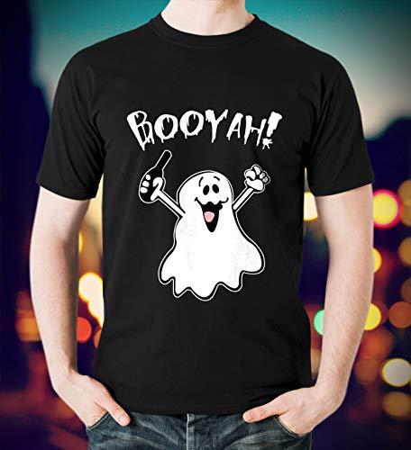 Booyah Ghost Love Bear Halloween Funny T-Shirt]()