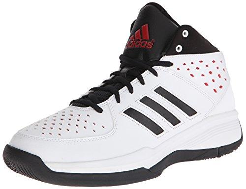 Court Performance Us white Shoe Fury Basketball 6 Adidas 5 gum black M aqP5da1
