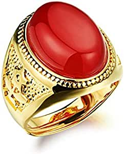Fashion Rings Gold Plated