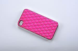 FBA 3 regalo de Navidad - case por iPhone 4 / 4s Red Diamond