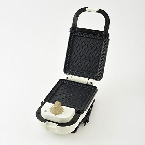 BRUNO Hot Sand Maker Single (White) BOE043-WH【Japan Domestic genuine products】【Ships from JAPAN】 by Bruno (Image #3)