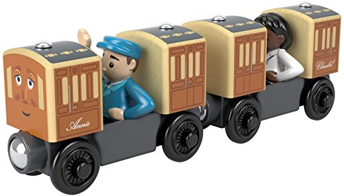Fisher-Price Thomas & Friends Wood, Annie & Clarabel ()