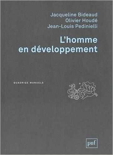 L'homme en développement