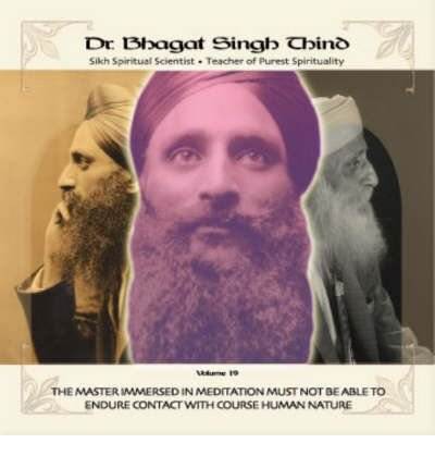 Master Immersed in Meditation Must Not be Able to Endure Contact with Course Human Nature: v. 19 (CD-Audio) - Common pdf
