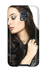 Waterdrop Snap-on Evelyn Sharma Case For Galaxy S5