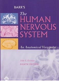 Barrs The Human Nervous System Pdf