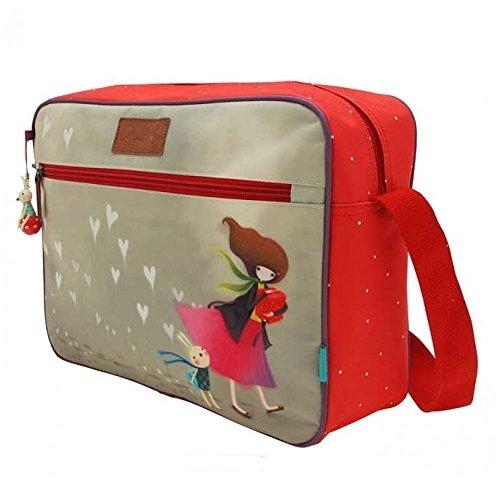 Finishline Venta Barata Santoro Kori Kumi Gift of Friendship Flight Bag Footlocker En Línea El Precio Más Bajo ztJEZN