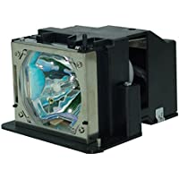 AuraBeam NEC VT60LP Projector Replacement Lamp with Housing