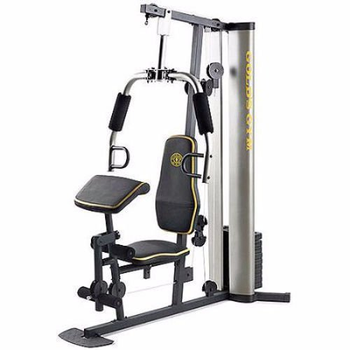 Golds Home Gym XR 55 Training Workout Total Fitness Strength Equipment Exercise by Wang Tong Shop
