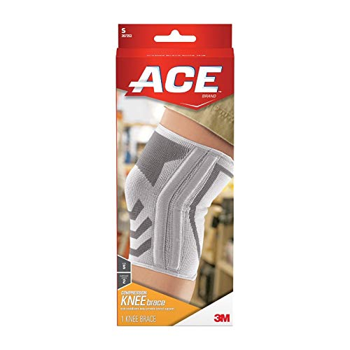 ACE Plus Open Knee Brace with Side Stabilizers Small