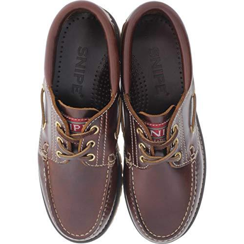 de Mujer para Cuero Cordones Snipe Marr Zapatos de 45HBq