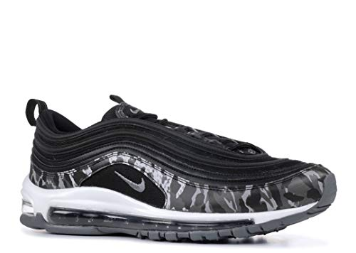 Nike Womens Air Max 97 Leather Padded Insole Running Shoes