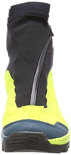 Salomon Outpath ​​pro Gore-tex Wandern Stiefel - Ss18 Lime Punch / Zwart
