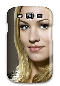 ClaudiaDay Case Cover Protector Specially Made For Galaxy S3 Yvonne Strahovski