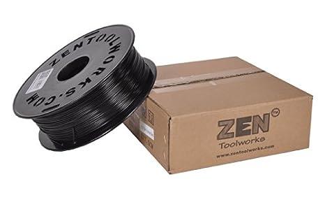 Zen toolworkstm 3d impresora 1.75 MM conductivo (estática rebaje ...