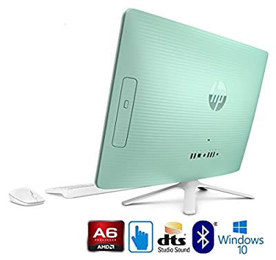 "HP 22-b072, AMD Quad-Core, 8GB, 1TB HDD, 21.5"" Full HD Touchscreen All-in-One (Certified Refurbished)"