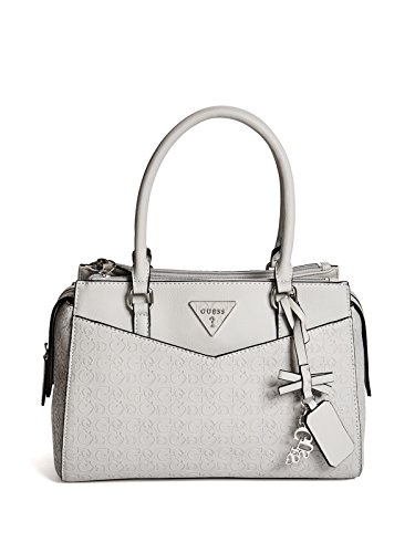 GUESS Factory Women's Desire Logo-Embossed Box Satchel