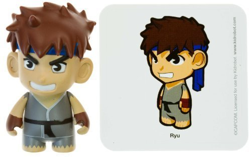 Ryu 2: Street Fighter x KidRobot ~3