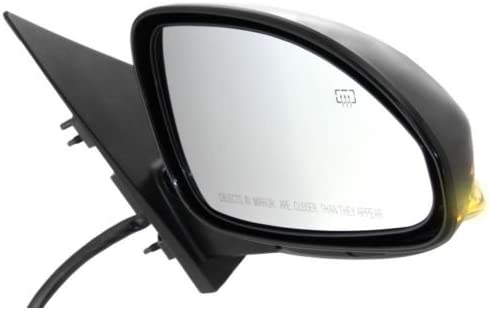 Make Auto Parts ManufacturingPASSENGER SIDE POWER DOOR MIRROR; POWER FOLDING; WITH HEATED GLASS;GM1321379