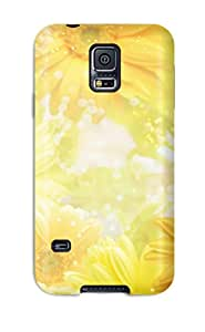 Elliot D. Stewart's Shop Forever Collectibles Yellow Hard Snap-on Galaxy S5 Case