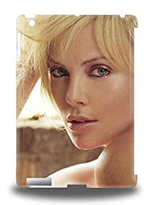 Fashion Protective Charlize Theron American Female Charlie Monster Hancock 3D PC Case Cover For Ipad Air ( Custom Picture iPhone 6, iPhone 6 PLUS, iPhone 5, iPhone 5S, iPhone 5C, iPhone 4, iPhone 4S,Galaxy S6,Galaxy S5,Galaxy S4,Galaxy S3,Note 3,iPad Mini-Mini 2,iPad Air )